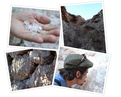 Salt Mines in Valle de la Luna