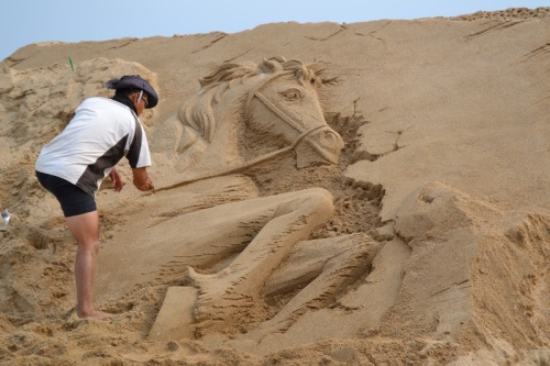Mike's Pick - Haeundae Sand Festival - Busan, South Korea