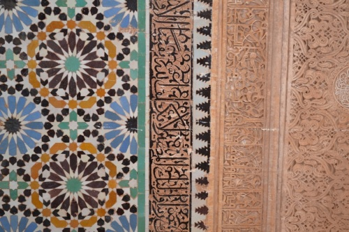 Amy's Pick - Colorful Tiles - Marrakech, Morocco