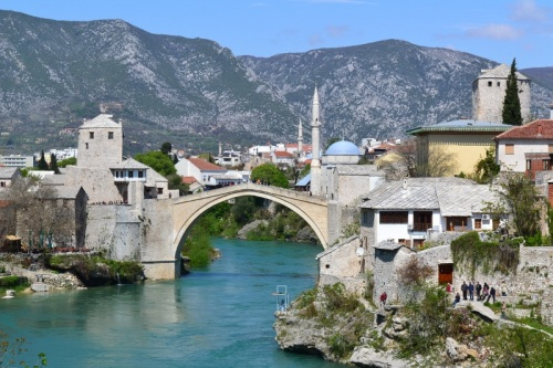 Mike's Pick - Stari Most - Mostar, Bosnia