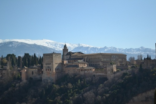 Amy's Pick - The Alhambra - Granada, Spain