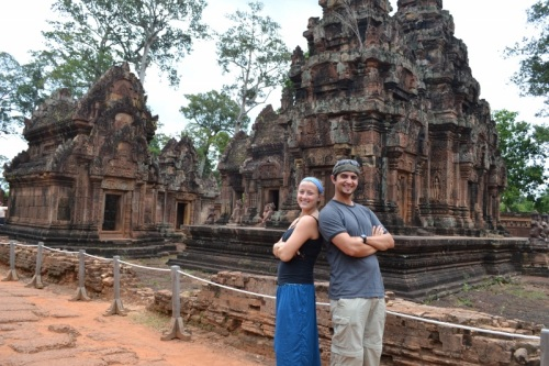 Mike's Pick - Banteay Srei Temple - Angkor Wat, Cambodia