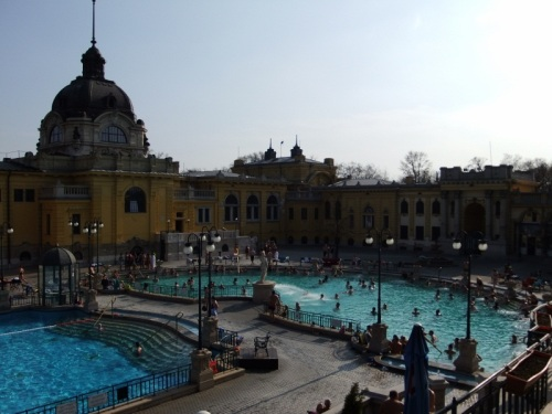 Mike's Pick - Széchenyi Fürdő - Budapest, Hungary