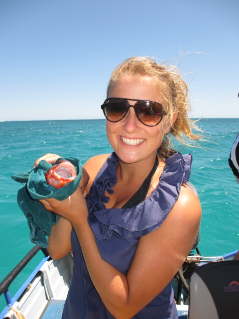 Amy's Pick - Fishing - Gnaraloo, Australia