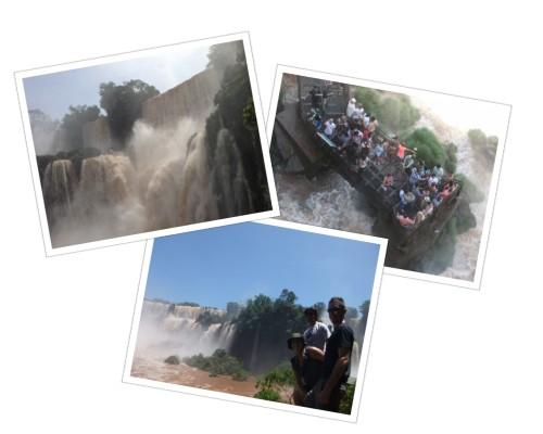 Lower Iguazu Falls