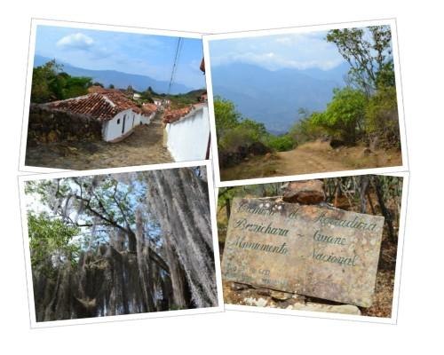 Barichara to Guane hike
