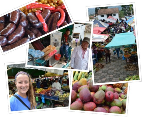 Villa de Leyva Saturday Market