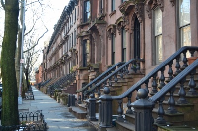 Historic Portland Avenue, Brooklyn