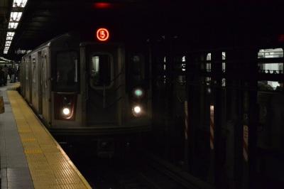 5 Train NYC