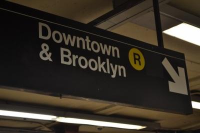 R line NYC